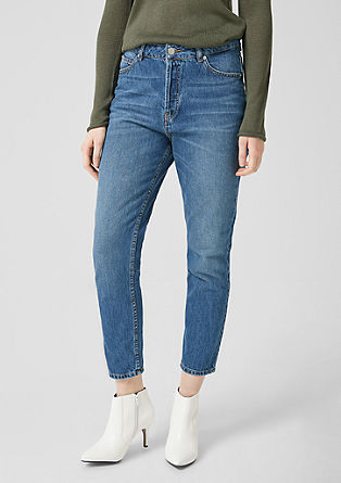 Mum fit relaxed: 7/8-jeans