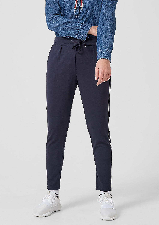 s.Oliver - Gwen Boyfriend: Jogger Pants - 4