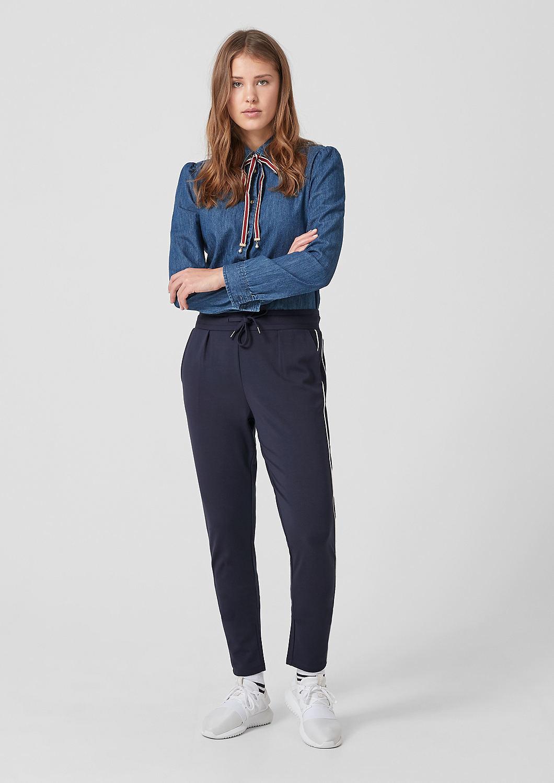 s.Oliver - Gwen Boyfriend: Jogger Pants - 1