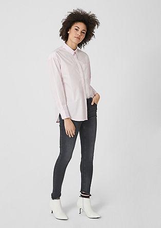 Sadie Superskinny: 7/8-Jeans