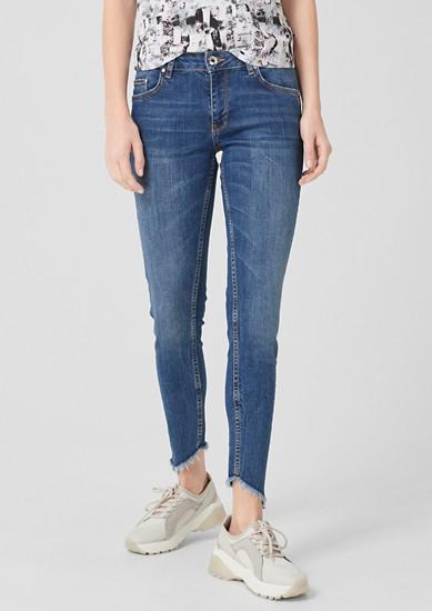 Sadie Superskinny: Ankle Jeans