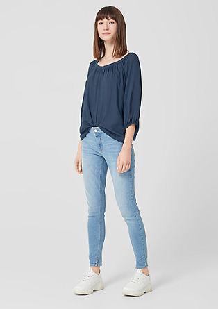 Ženstvena bluza iz modala
