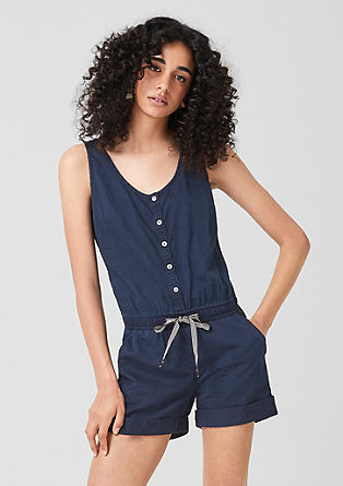 Nautical jumpsuit from s.Oliver