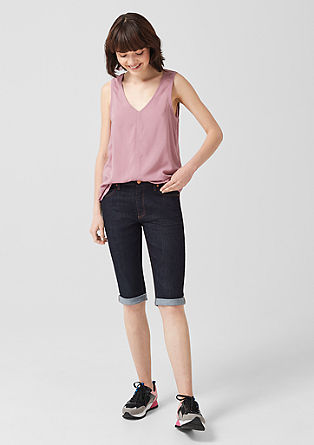 Sadie Superskinny: dark jeans from s.Oliver