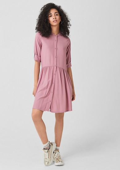 Short dress in a tunic style from s.Oliver