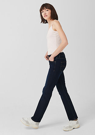 Catie Straight : jean stretch de s.Oliver