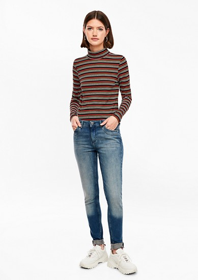 Sadie Superskinny: Blue jeans from s.Oliver