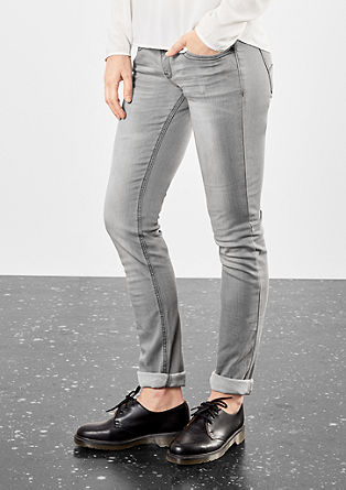 Catie Slim: Stretch jeans from s.Oliver