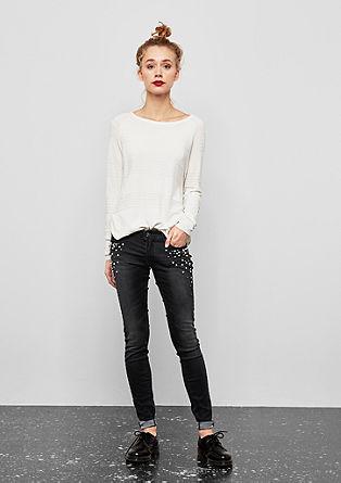 Sadie Superskinny: Glamour-Jeans