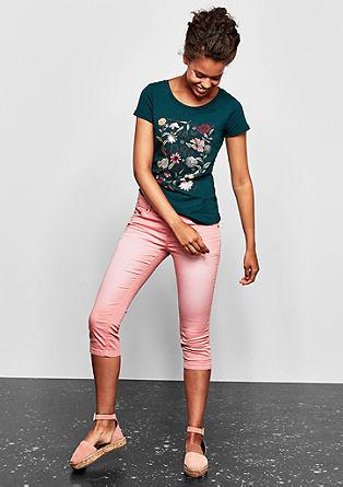 Catie Slim: raztegljive kapri hlače