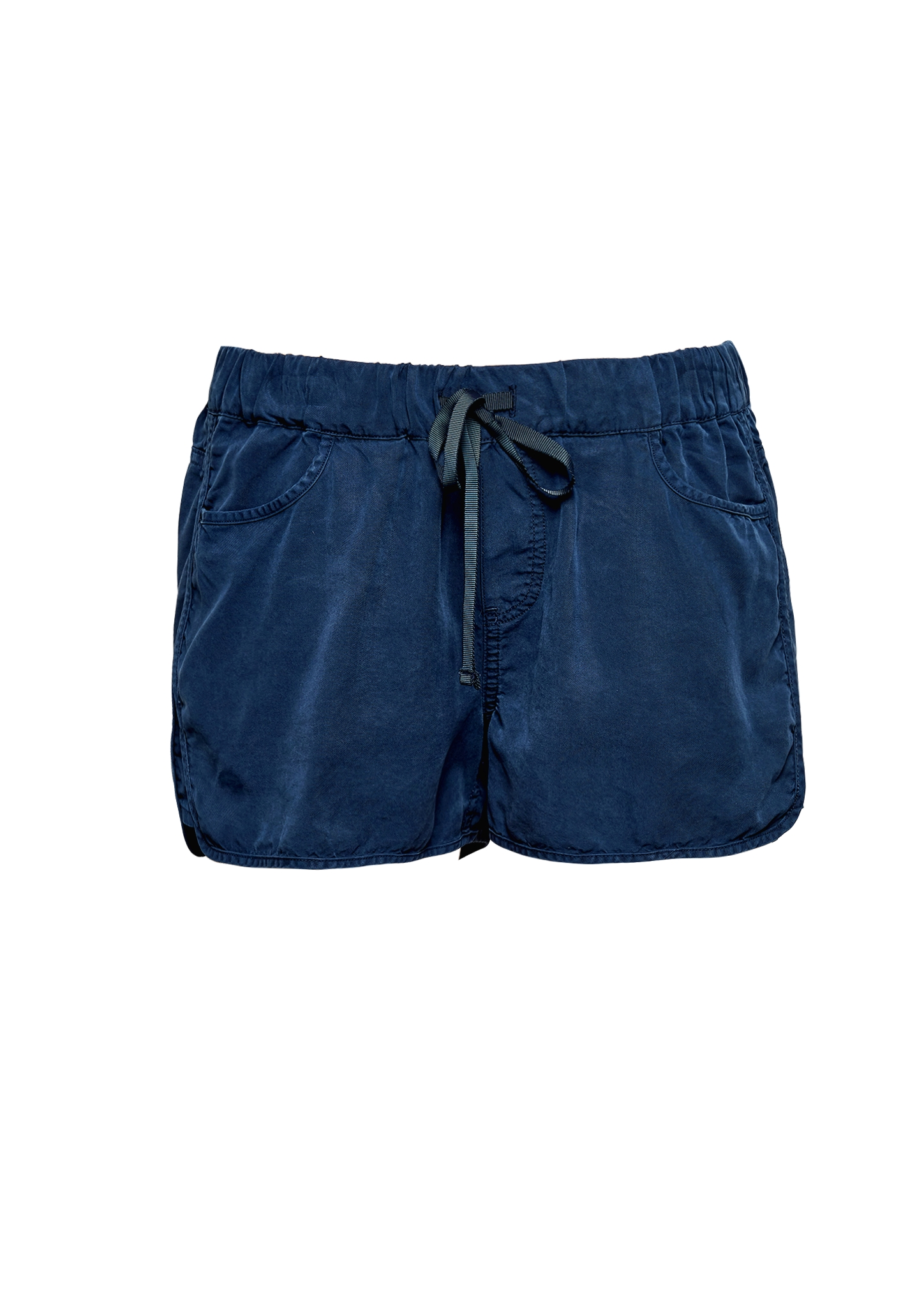 Hotpants | Bekleidung > Hosen > Hotpants | Blau | 100% lyocell | Q/S designed by