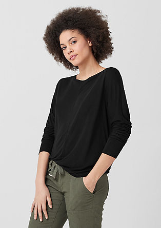 Stretchy batwing top from s.Oliver