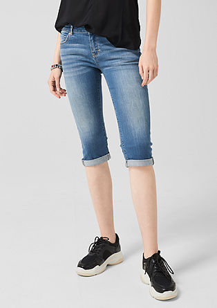 Jola Superskinny: Jeans with a 3/4-length leg from s.Oliver