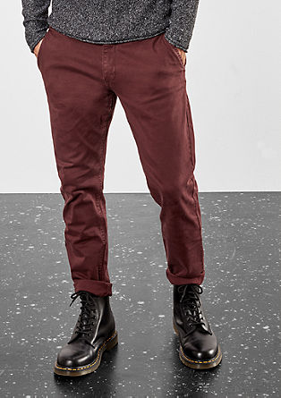 Rick slim: Coloured broek