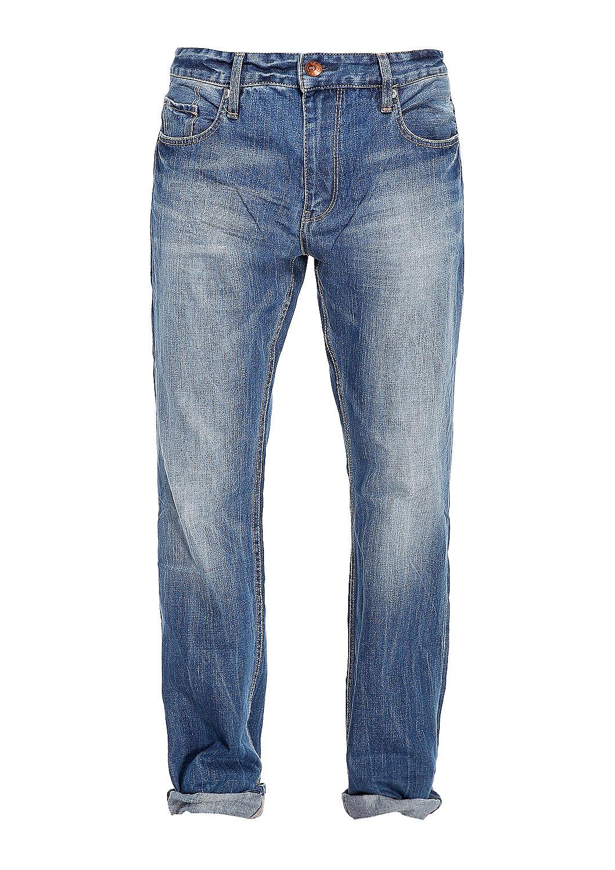 fdc362fe0ef0 John  gerade geschnitte Jeans im Used-Look kaufen   s.Oliver Shop