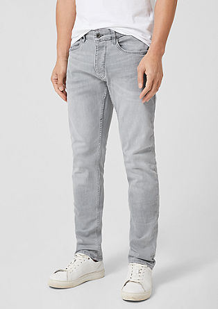Rick Slim: Washed jeans from s.Oliver