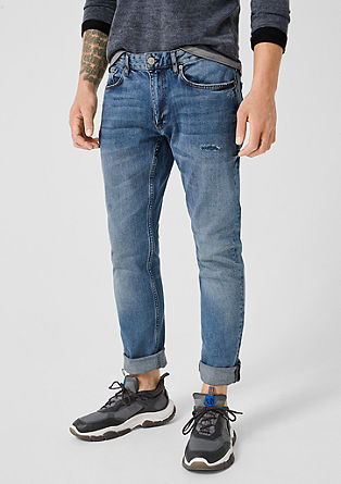 Rick Slim: Destroyed Denim