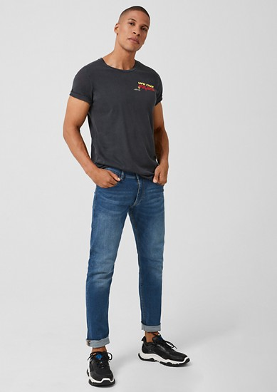 Rick Slim: Stretch jeans from s.Oliver