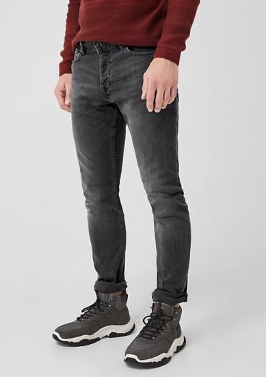 Rick Slim: strečové džíny na knoflíky