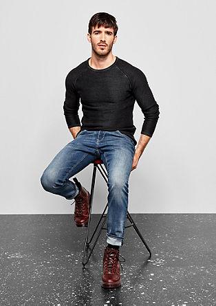 Gavin skinny: jeans met veel stretch