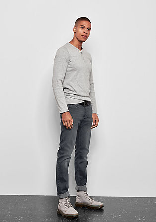 Rick Slim: Dunkle Stretch-Denim