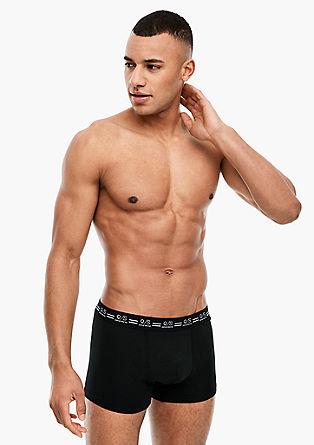 3er-Pack Jersey-Boxershorts