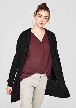 Hooded cardigan from s.Oliver