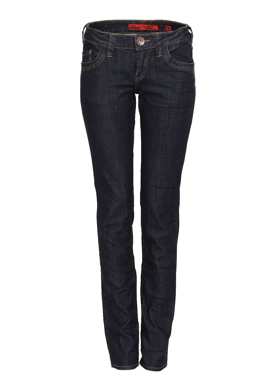 Buy Catie  Slim fit jeans with a low rise waist   s.Oliver shop 944e707047e6