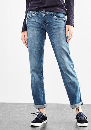 Catie Straight: džíny sponičením