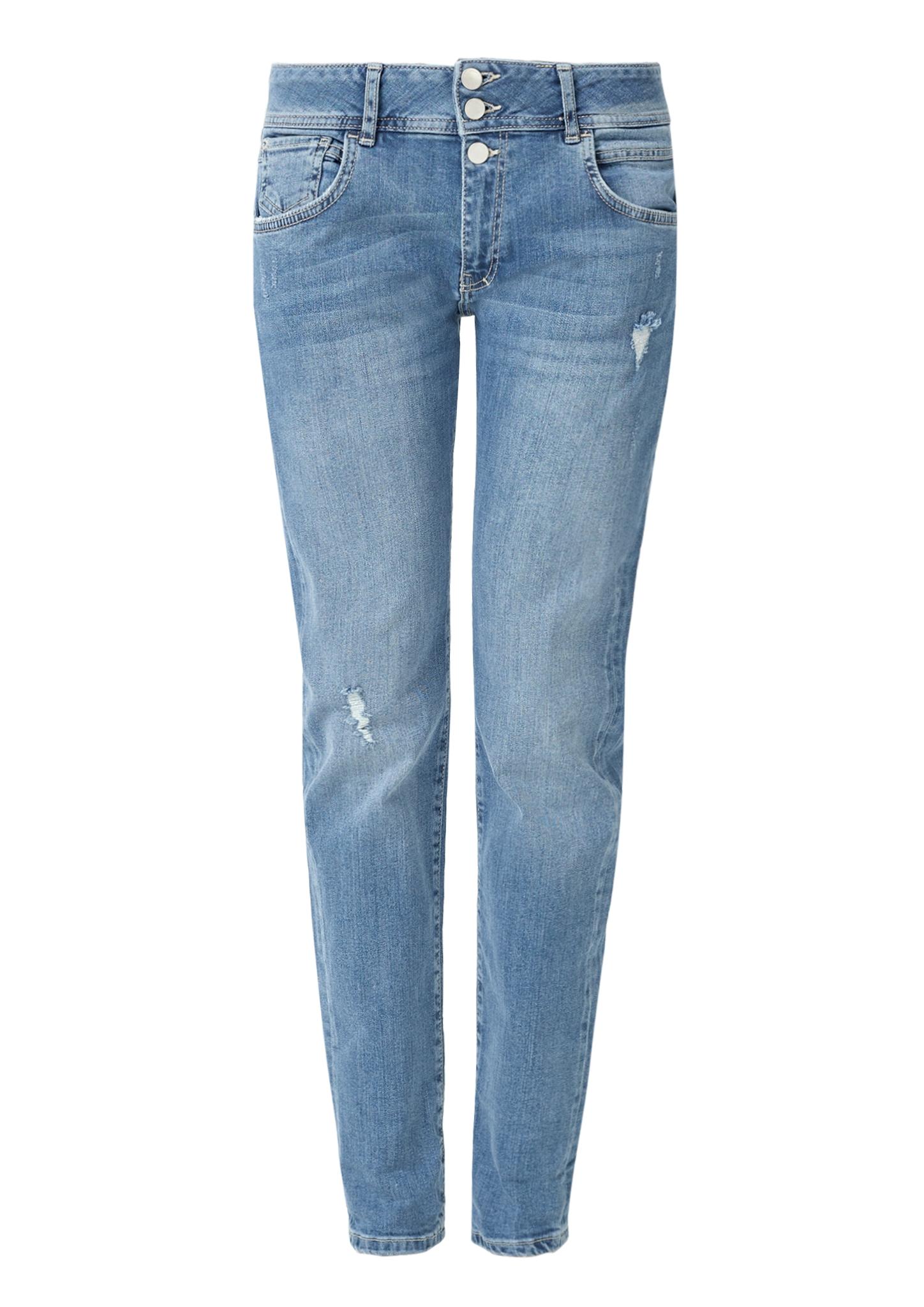 Boyfriend Jeans | Bekleidung > Jeans > Boyfriend-Jeans | Q/S designed by