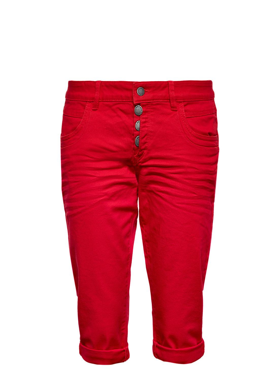 Buy Catie Slim  Capri jeans with button fly   s.Oliver shop 3da52e7b4d6a