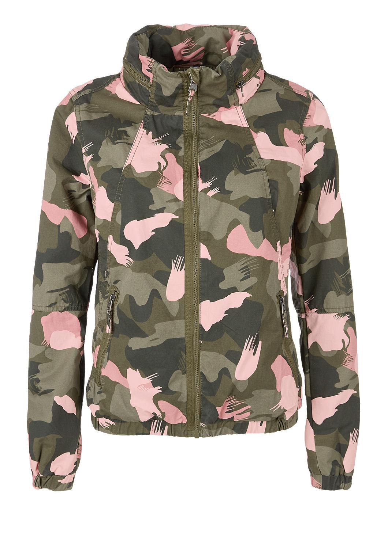 S oliver camouflage jacke