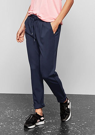 Gwen Boyfriend: tracksuit bottoms from s.Oliver