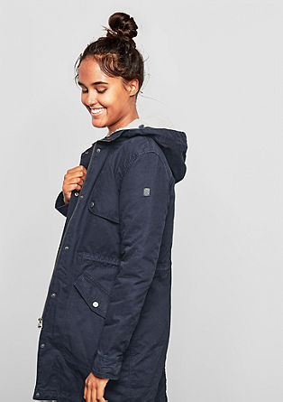 Casual 2-in-1 parka
