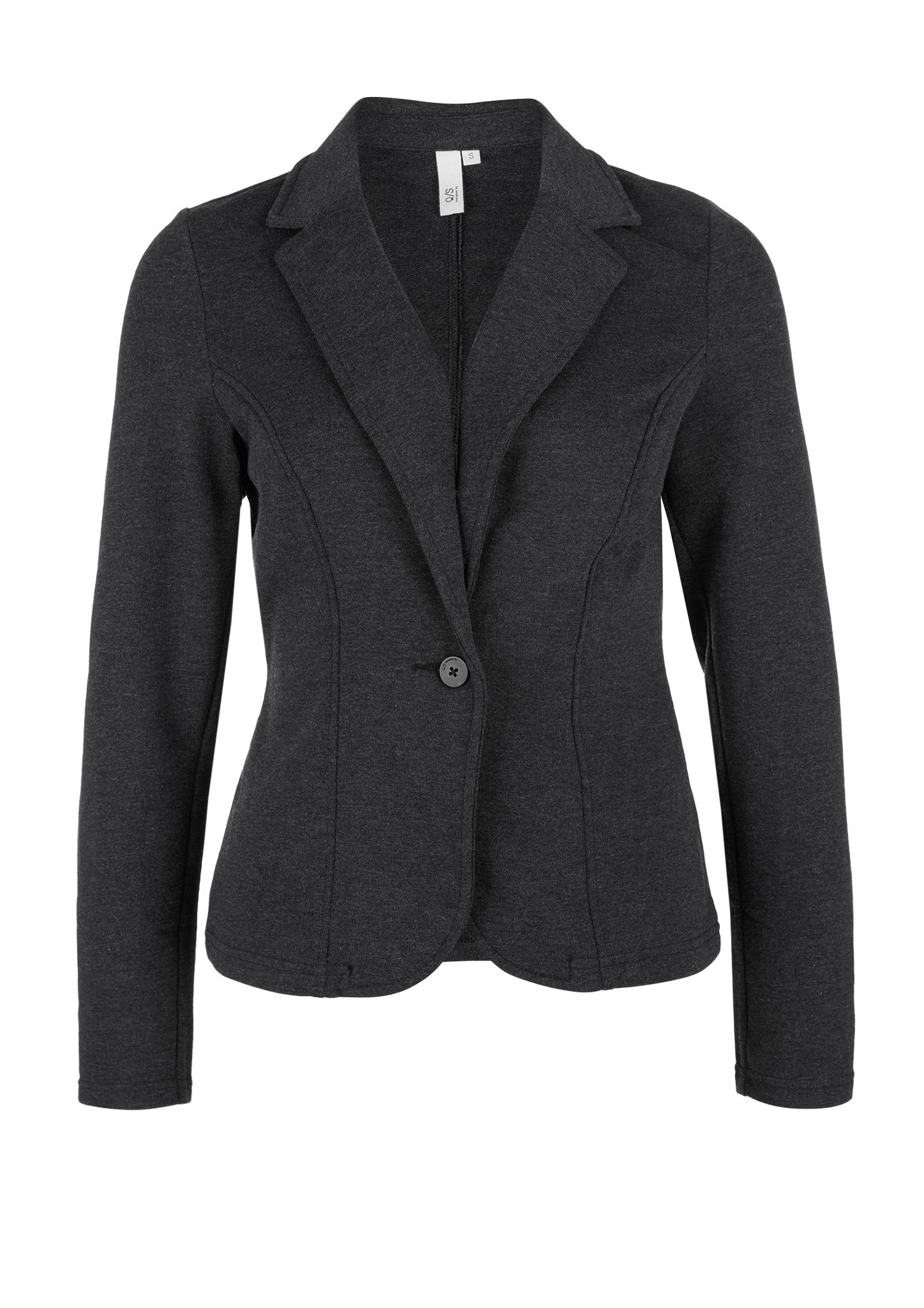Sweatblazer | Bekleidung > Blazer > Sweatblazer | Q/S designed by