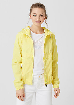 Lightweight anorak with a hood from s.Oliver