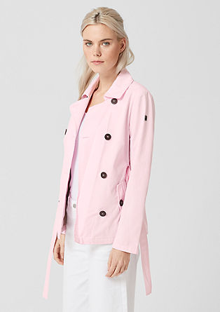 Trench coat-style jacket from s.Oliver