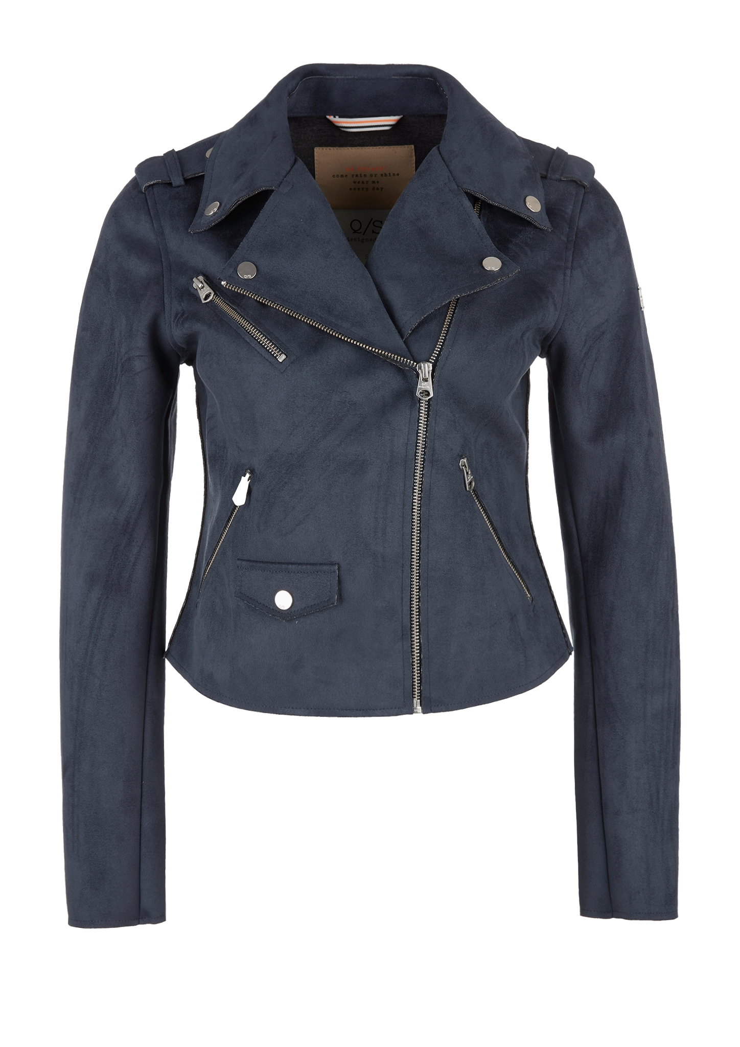 Bikerjacke   Bekleidung > Jacken > Bikerjacken   Q/S designed by