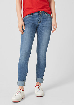 Sadie Superskinny: Sproščene jeans hlače