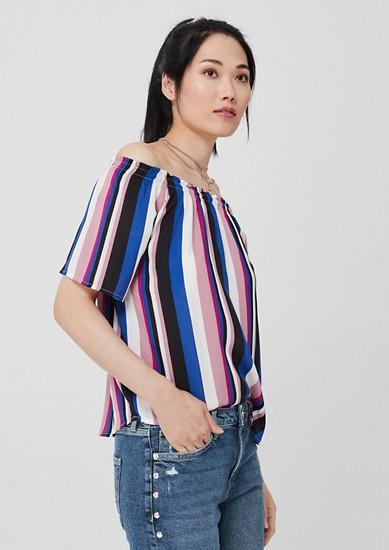 Leichte Off Shoulder-Bluse