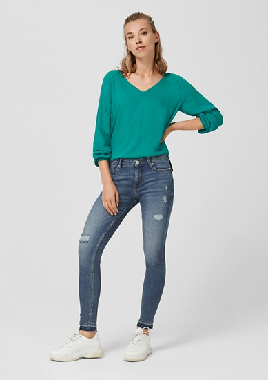 Sadie Superskinny: Ankle-Jeans