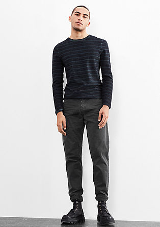 Liam Straight: Coloured chinos from s.Oliver
