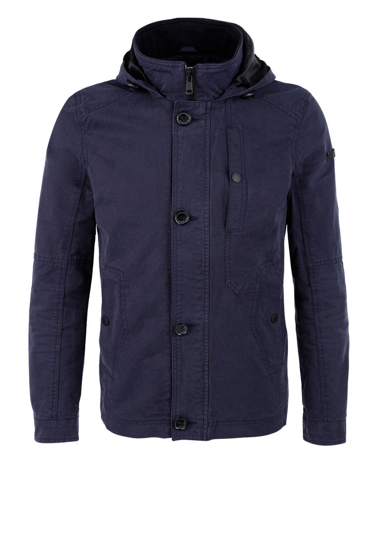 buy twill jacket with a hood s oliver shop. Black Bedroom Furniture Sets. Home Design Ideas