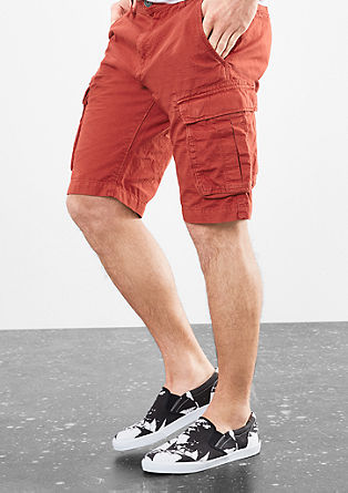 Elroy Regular: Cargo Bermudas from s.Oliver