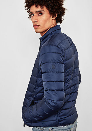 Short quilted jacket from s.Oliver
