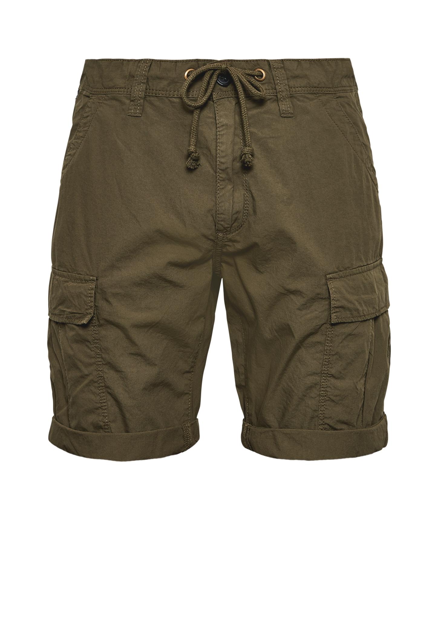 Bermuda | Bekleidung > Shorts & Bermudas | Grün | 100% baumwolle | Q/S designed by