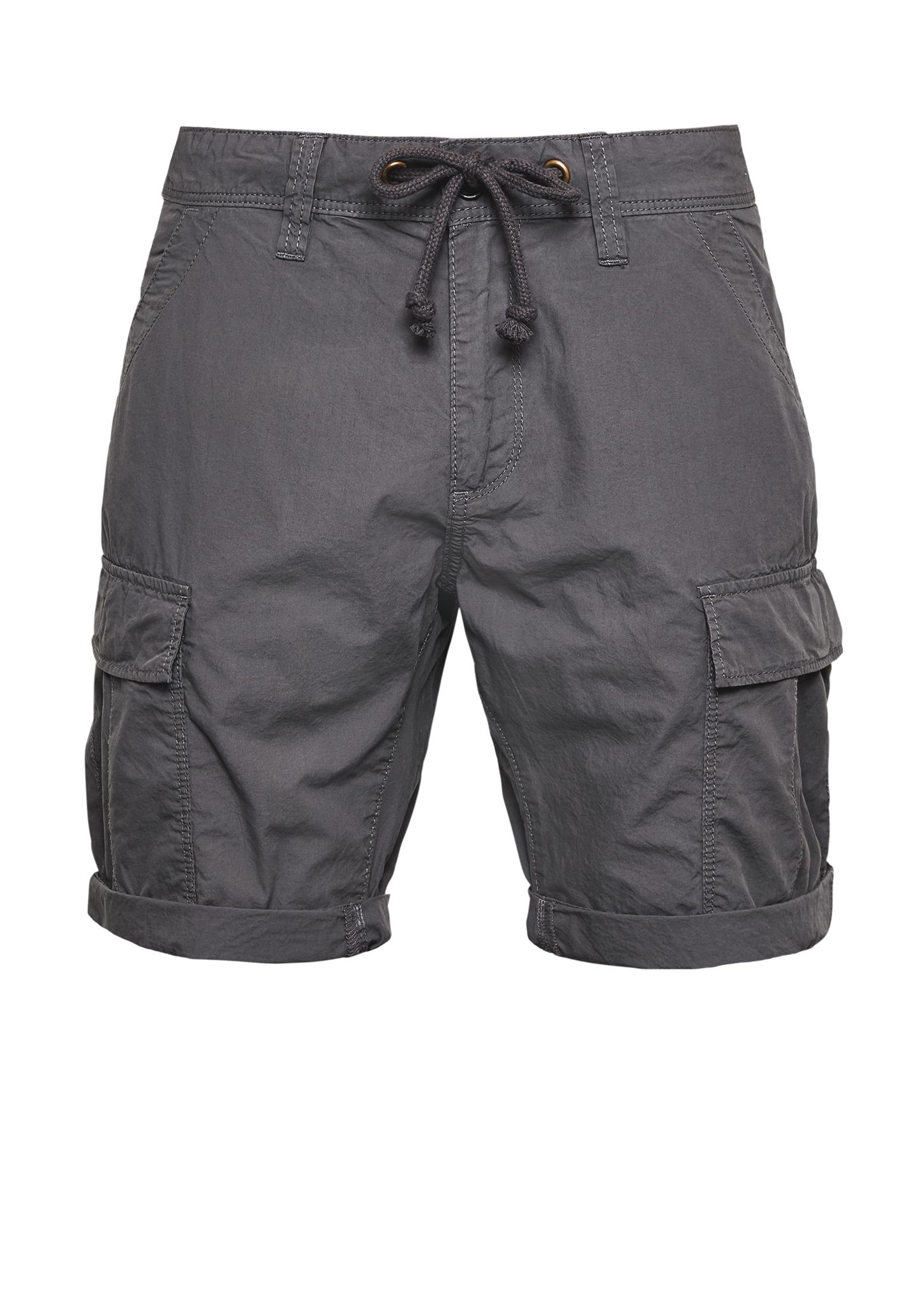 Bermuda | Bekleidung > Shorts & Bermudas | Grau | 100% baumwolle | Q/S designed by
