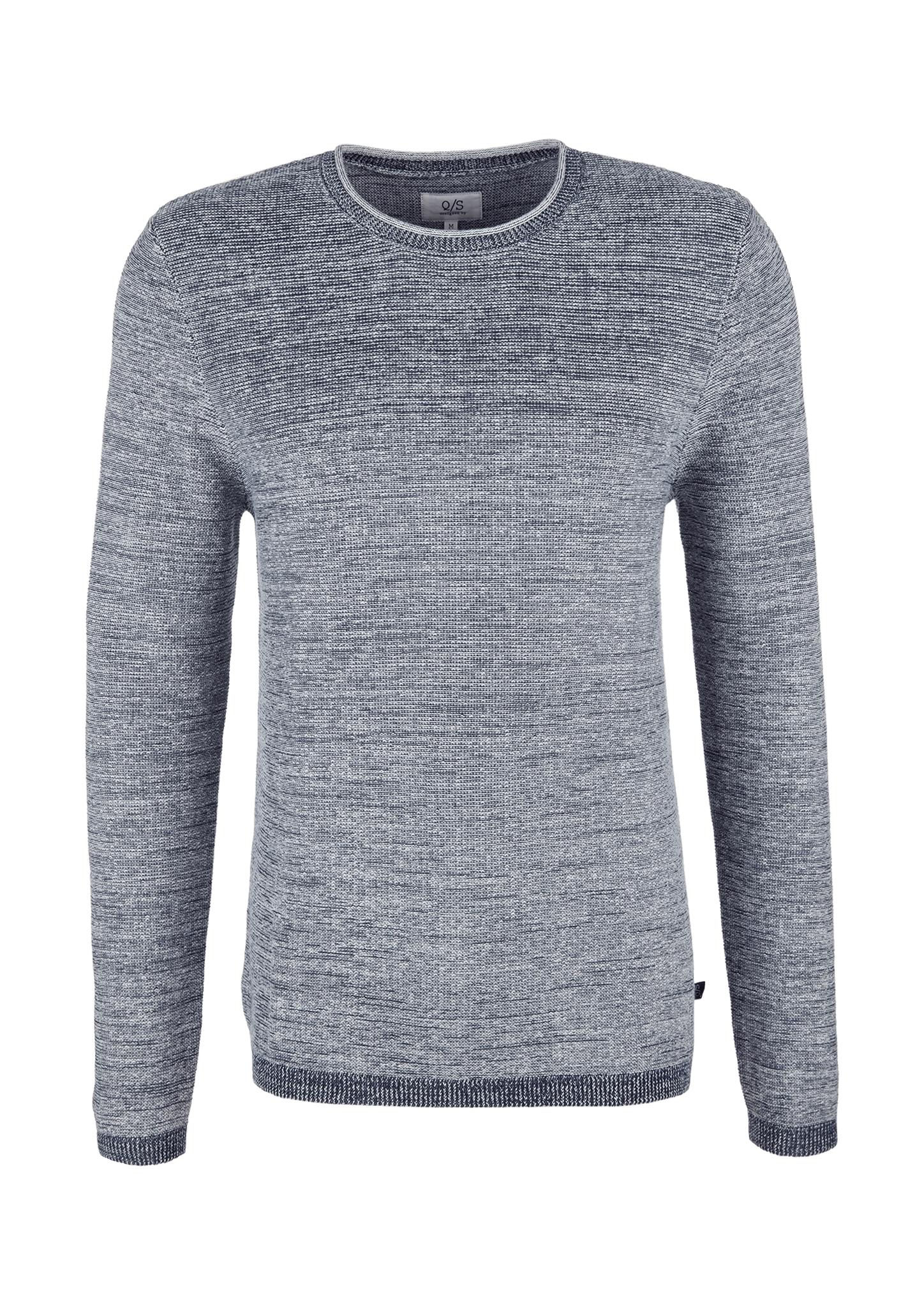 Pullover   Bekleidung > Pullover > Sonstige Pullover   Blau   100% baumwolle   Q/S designed by