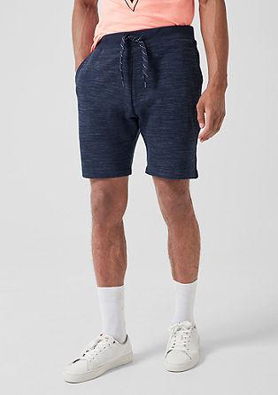 Ohlapne športne bermuda hlače