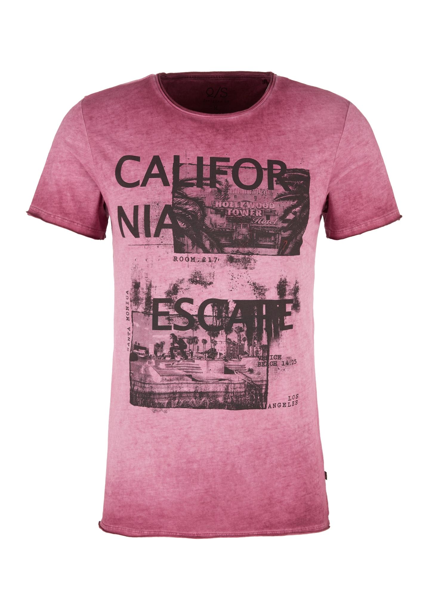 Print-Shirt | Bekleidung > Shirts > Sonstige Shirts | Q/S designed by